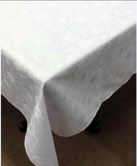 Toalha de Mesa - Retangular 8 Lugares - 180X250 - Karsten - Sevilha