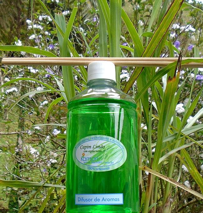 CAPIM LIMÃO - Refil de Difusor de Aromas - 500 ml