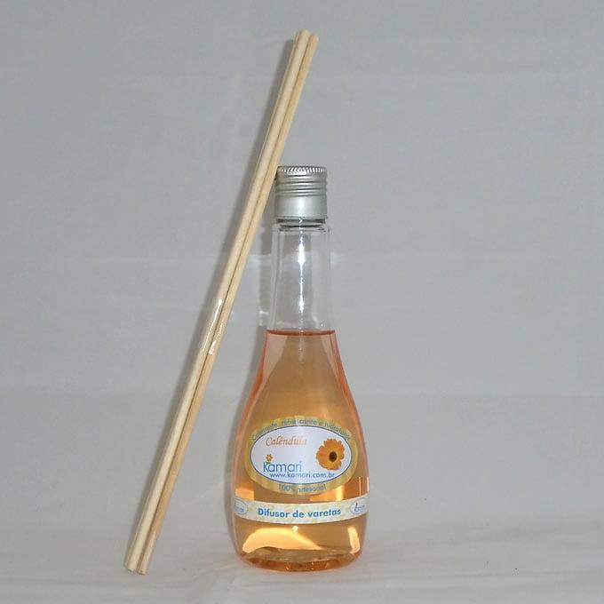 CALÊNDULA - Difusor de Aromas - Garrafinha 240 ml