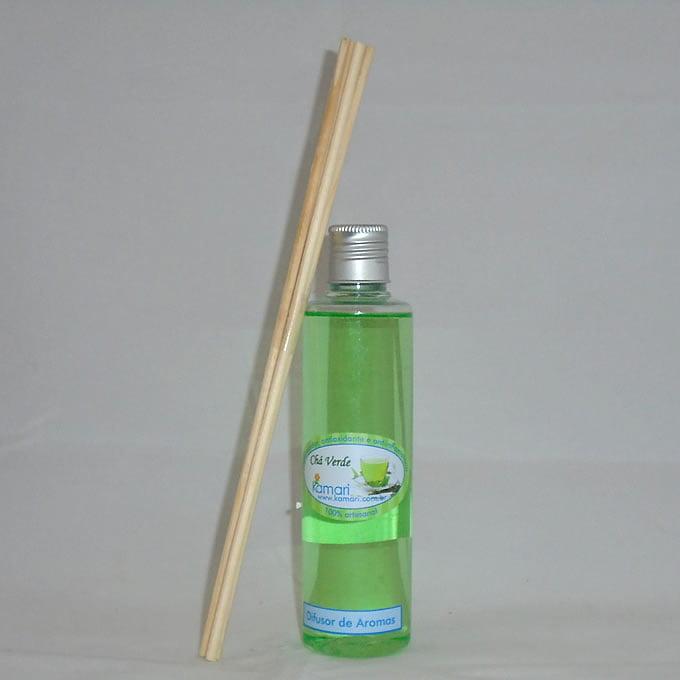 CHÁ VERDE - Difusor de Aromas - 240 ml