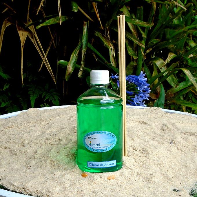 MARINE - Refil de Difusor de Aromas - 500 ml