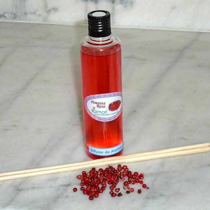 PIMENTA ROSA - Difusor de Aromas - 240 ml
