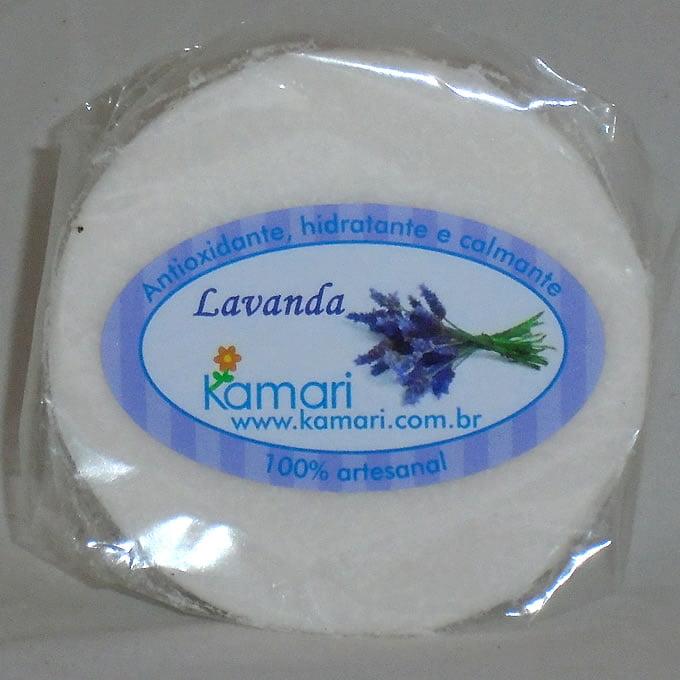 LAVANDA - Sabonete fitoterápico em Barra