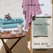Toalha de Rosto - 420g/m² - Santista - Emma