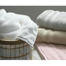 Jogo de Toalha de Banho Gigante - 500/m² - 5 peças - Karsten - Unika - Branca