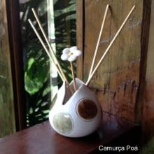 Vaso de Cerâmica - Luiz Salvador - Pequeno - Ceuf - M2