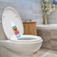 PooFresh - Nº 3 - Óleo Bloqueador de Odores Sanitários - Refil de 500 ml com 1 Unidade de 70 ml Grátis