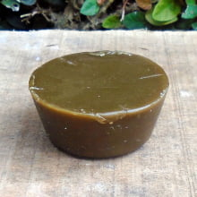 Condicionador em barra Natural e Vegano - Manteiga de Bacuri - Cabelos Oleosos - Born Saboaria