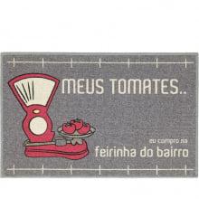Tapete para Cozinha Aroeira - Feirinha - 50 X 80 cm