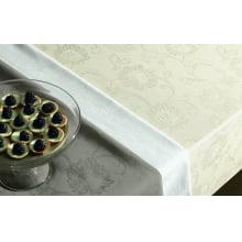 Toalha de Mesa - Quadrada 8 Lugares - 180X180 - Karsten - Easy Wash - Sienna