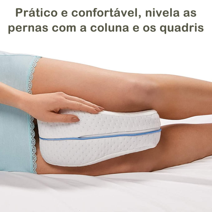 Travesseiro Anatômico Para Pernas - Contour Legacy - Leg Pillow